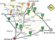 Como chegar em São Roque de Minas - MG