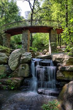 Garvan Gardens, Hot Springs, Arkansas