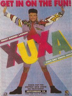 Geração Xuxa : Xuxa