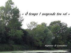 «Ainsi, toujours poussés vers de nouveaux rivages (...)» - Le Lac, poème d'Alphonse de Lamartine, des «Méditations poétiques», dit par P.-F. Kettler.