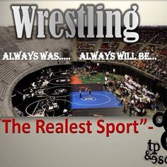 #wrestling #realest #sport via cdbailey32y
