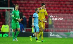 Sunderland goalkeeper Costel Pantilimon is...