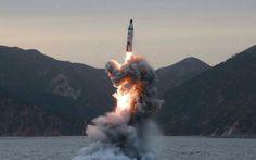 As tensões entre os EUA e a Coreia estão aumentando