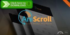 [ThemeForest]Free nulled download AniScroll - Scroll Animation Effects from http://zippyfile.download/f.php?id=38352 Tags: ecommerce, adobe muse, adobe muse animations, adobe muse cc, animate css, animate web, animate widget, animations, animations effects, animations widget, css3 animations, mucow, mulib, scroll animations, the animator, web animations