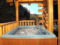 "OR MAYBE THERE  Pigeon Forge Vacation Rental - VRBO 328312 - 1 BR East Cabin in TN, Dream Location, Dream Vacation at ""Dream on the Stream""!"