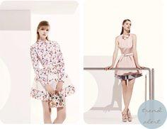 Trend Alert -Tons Pastel Verão 2013 • Dior • Fabbi Cunha