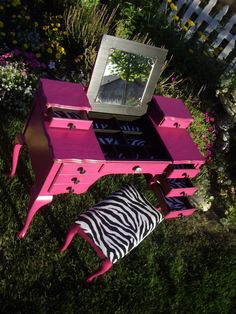This is so cute and fun for a little girls room