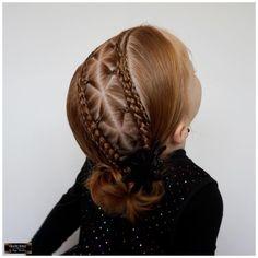 #oldie Beautiful double #triangle and #star pattern ⭐️⭐️Inspired by an unknown hairstylist found on Pinterest ☺️ #starpattern #trianglepattern #cornrows #cornrow #cornrowdesign #cornrowpattern #hair #hairstyle #instahair #hairstyles #hairdo #braid #plait #stunninghair #beautifulhair #longhair #braidinspo #hairoftheday #hairideas #beautifulhair #braidideas #braidpost #hairfashion #coolhair #hairstylesforgirls #braidsforkids #bun