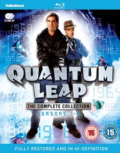 Quantum Leap: The Complete Collection [Blu-ray] [Reino Unido] Hologram Projection, Time Travel Series, Dean Stockwell, Good Night Dear, Winning Time, Amazon Dvd, Future Boy, The Beast, Blind Faith