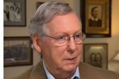 The Republican Party Totally Loses ts Mind As Mitch McConnell Vows To Obstruct Trump Political Comedy, Political Views, Special Interest Groups, Mitch Mcconnell, Conservative News, Human Mind, Republican Party