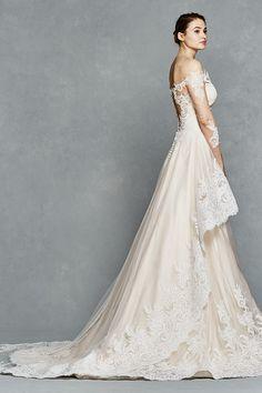 Kelly Faetanini Wedding Dresses Spring 2017