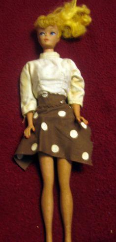 Vintage 1958 Midge Barbie Doll www.wonderfinds.com/item/3_321129070713/c250/Vintage-Barbie-Doll