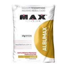 Albumax 100% (500g) - Max Titanium - Viva Salute