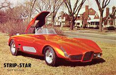 Strip Star, by Gene Winfield
