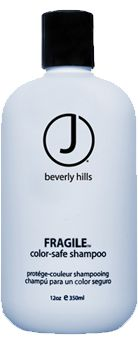 Fragile Shampoo!  Top Indianapolis Salon - G Michael Salon in Noblesville, Indiana.   Botanicals: Chamomile • Nettle • Sage  Color safe paraben/ sulfate free shampoo