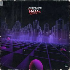 Future City Records - Dreamscape by Charlie V., via Behance