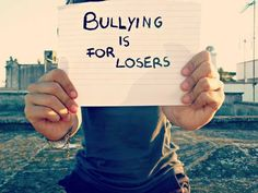 Bullying is for losers. Stand up to those bullies. be heard Stop Bullying Now, Anti Bullying, Stop Bulling, Just Keep Walking, Stand Up, In This World, Quotes To Live By, Life Quotes, Wise Words