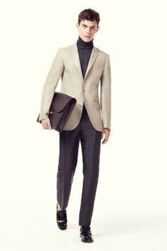 Bally Spring 2014 Men's Collection