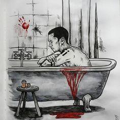Won't you drown me? |-/ Clique Art