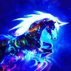 Unicorn - Fantasy Wallpaper ID 2031048 - Desktop Nexus Abstract Unicorn And Fairies, Unicorn Fantasy, Real Unicorn, Unicorns And Mermaids, Unicorn Horse, Unicorn Art, Cartoon Unicorn, Black Unicorn, Magical Creatures
