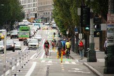 Obama impulsa la inversión en infraestructuras ciclistas
