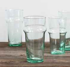 Tell Me More Mynta Glass i large Pint Glass, Tableware, Dinnerware, Beer Glassware, Tablewares, Dishes, Place Settings