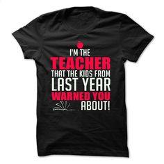 Teacher t-shirt and hoodie T Shirt, Hoodie, Sweatshirts - custom made shirts #fashion #style