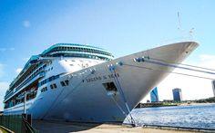 El último viaje del Legend of the Seas.Tras 22 años, el buque de Royal Caribbean llegó a Barcelona en su último crucero con la compañía norteamericana.