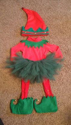costume elf -girl