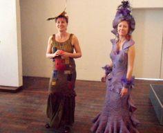 Unternehmerinnen von heute auf der 2.UTS-Messe - Kreationen von Pia Fischer Designer, Dresses, Fashion, La Mode, Things To Do, Woman, Vestidos, Moda, Fasion