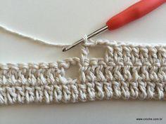 Tapete em crochê filé passo a passo (47)