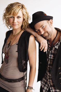 Sugarland is an Atlanta, Georgia country music duo composed of singer-songwriters Jennifer Nettles (lead vocals) and Kristian Bush (background vocals, lead vocals, mandolin, acoustic guitar). Sugarland was founded in 2003 by Bush and Kristen Hall (acoustic guitar, background vocals), and became a trio when Jennifer Nettles was brought in as lead singer. Sugarland was signed to Mercury Nashville Records in 2004.