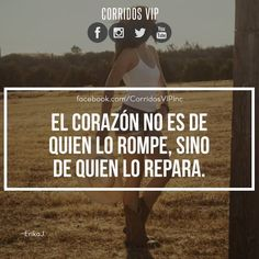 Exacto.!   ____________________ #teamcorridosvip #corridosvip #corridosybanda #corridos #quotes #regionalmexicano #frasesvip #promotion #promo #corridosgram http://ift.tt/1OT04ZH - http://ift.tt/1HQJd81