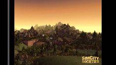 SimCity Societies Destinations PC 2008 Gameplay
