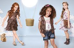 Foto da campanha de Lilica e Tigor, Verão 2015
