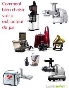 Comment bien choisir votre extracteur de jus ? ♥  https://cuisine-saine.fr/vie-saine/comment-choisir-extracteur-jus/  via @karenchevallier