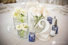 Wooden Wedding Table Numbers  Set of 20  Wood von ZCreateDesign, $190.00