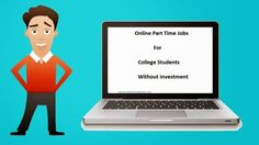 online jobs without investment for students from home