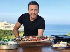 About Gino D'Acampo Italian Express, Gino D'acampo, Pasta Bar, Tv Chefs, Cook Up A Storm, Desert Island, Italian Recipes, Deserts, Lunch