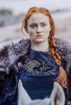 Teorías sobre el final de Game of Thrones 4. Sansa, señora de los Siete Reinos