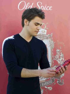 """Paul Wesley Urges His Fans to """"Scent Responsibly"""" (PHOTOS) http://sulia.com/channel/vampire-diaries/f/e7d8f130-ec82-43ca-b1fd-0dc7749509da/?source=pin&action=share&btn=small&form_factor=desktop&pinner=54575851"""