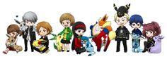 Pokemon Persona 4