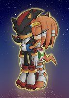 Shadow, and Tikal Sonic 3, Sonic And Amy, Sonic And Shadow, Sonic Fan Art, Shadow The Hedgehog, Sonic The Hedgehog, Tikal, Dragon Ball Z, Sonic Heroes