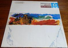 Depeche Mode Vintage Vinyl Record Album Maxi Single But Not Tonight Promo Copy 1986 by OffbeatAvenue on Etsy