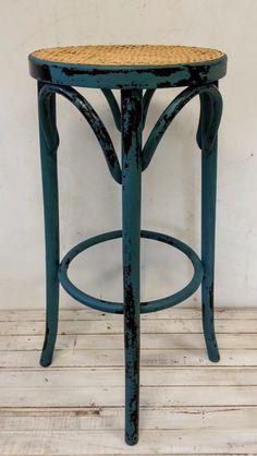 Rattan Stool Rattan Stool, Fleas, Antiques, Furniture, Vintage, Home Decor, Antiquities, Antique, Decoration Home