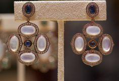 Syna Jewels Kamala earrings • Image Erika Winters
