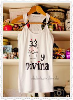Lady Selva: camisetas