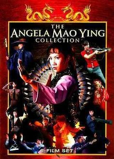 This hard hitting release for fans of martial arts star Angela Mao Ying offers…