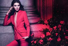 esteelauder:  Be daring. Be an inspiration. Introducing Kendall Jenner for new Modern Muse Le Rouge. Watch all the behind the scenes here.   #KendallJenner