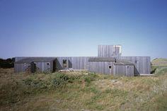 Sommarhus i Danmark. Arkitektfirmaet C. F. Møller